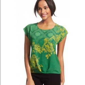 CAbi Green With Envy Blouse #597